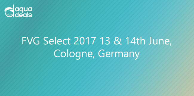 FVG Select 2017 13 & 14th June, Cologne, Germany