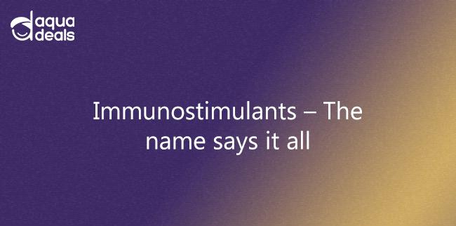 Immunostimulants